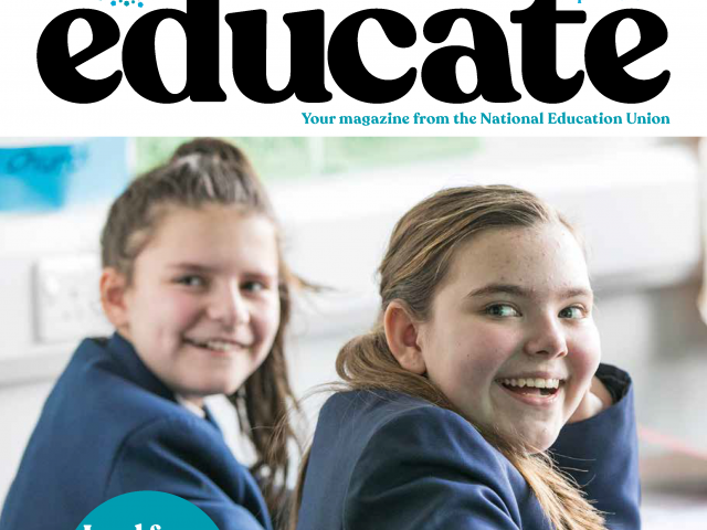 Educate Mar/Apr 2019 cover image