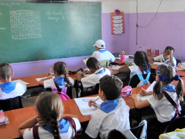 Education and Unions in Cuba report