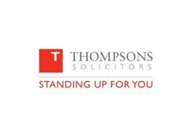 Thompsons solicitors image