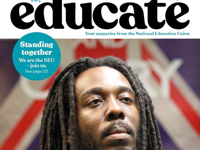 Educate cover image