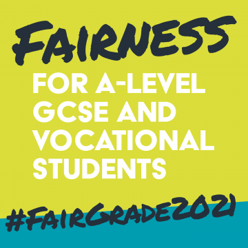 Fairness for exam students in 2021